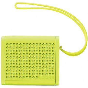 Nixon Mini Blaster Portable Wireless Speaker - Neon Green