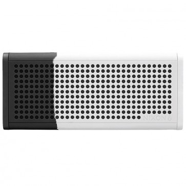 Nixon Blaster Pro Portable Wireless Speaker - Black/White