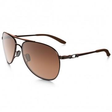 Oakley Women's Daisy Chain Sunglasses - Rose Gold/VR50 Brown Gradient