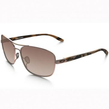 Oakley Women's Sanctuary Sunglasses - Rose Gold/Vr50 Brown Gradient