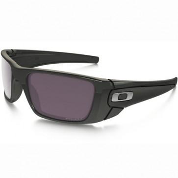 Oakley Fuel Cell Polarized Sunglasses - Granite/Prizm Daily