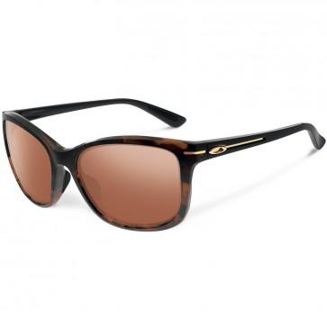 Oakley Women's Drop In Sunglasses - Tortoise/VR28 Black Iridium