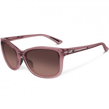 Oakley Women's Drop In Sunglasses - Rose Quartz/G40 Black Gradient