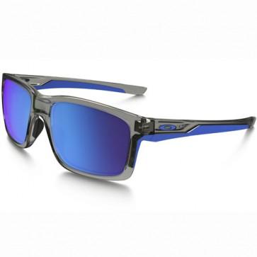 Oakley Mainlink Sunglasses - Grey Ink/Sapphire Iridium