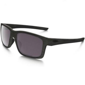 Oakley Mainlink Polarized Sunglasses - Woodgrain/Prizm Daily