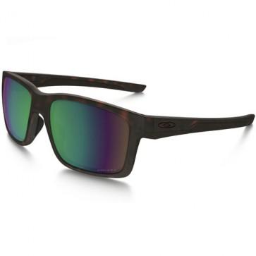 Oakley Mainlink Polarized Sunglasses - Matte Tortoise/Prizm Shallow Water