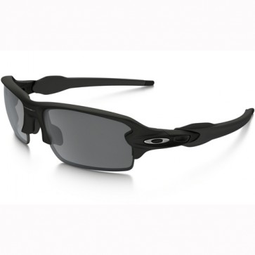 Oakley Flak 2.0 XL Sunglasses - Matte Black/Black Iridium