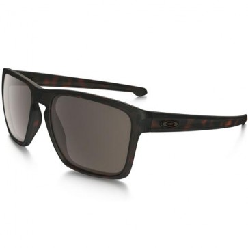 Oakley Sliver XL Sunglasses - Matte Brown Tortoise/Warm Grey