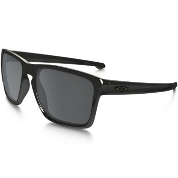 Oakley Sliver XL Sunglasses - Polished Black/Black Iridium