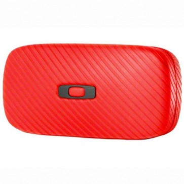 Oakley Square O Hard Sunglass Case - Tomato Red