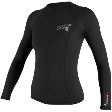 O'Neill Women's Thermo L/S Crew - Black