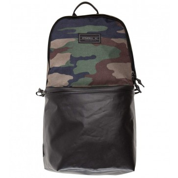 O'Neill Half And Half Backpack - Camo