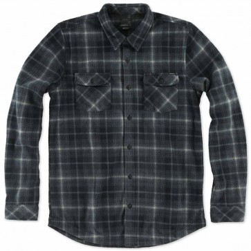 O'Neill Superfleece Glacier Flannel - Black