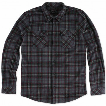 O'Neill Superfleece Glacier Flannel - Charcoal
