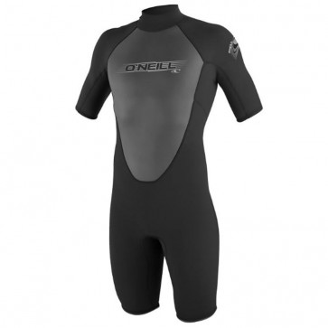 O'Neill Reactor 2mm Spring Wetsuit - Black