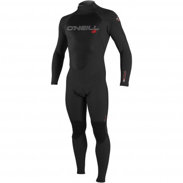 O'Neill Epic 3/2 Back Zip Wetsuit - Black