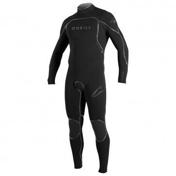 O'Neill Psycho I 3/2 Back Zip Wetsuit - Black