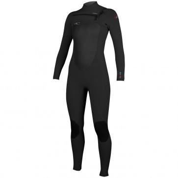 O'Neill Women's SuperFreak 3/2 Wetsuit - Black