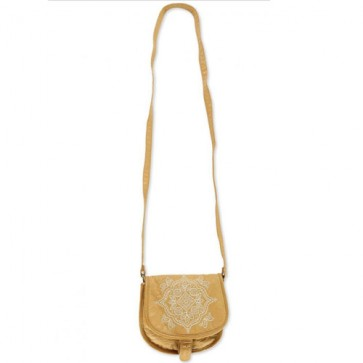 O'Neill Women's Indie Crossbody Purse - Caramel