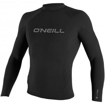 O'Neill Hammer 1.5mm Long Sleeve Jacket - Black