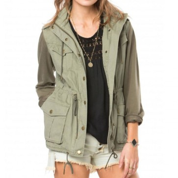 O'Neill Women's Zelda Jacket - Army