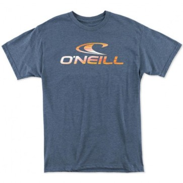 O'Neill Runner T-Shirt - Navy Blue