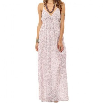 O'Neill Women's Cynthia Maxi Dress - White
