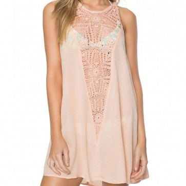 O'Neill Women's Sophie Coverup - Soft Peach