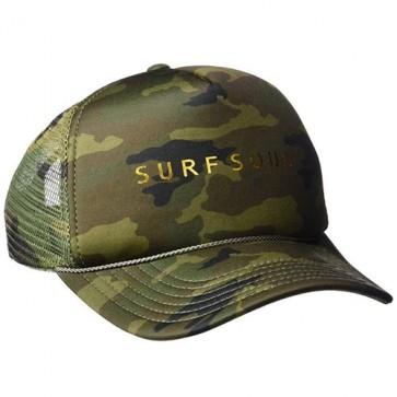 O'Neill Women's Surf Soul Trucker Hat - Army