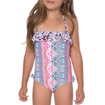 O'Neill Youth Girls Cruz One-Piece Swimsuit - Multi