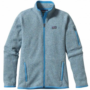 Patagonia Women's Better Sweater Jacket - Dusk Blue