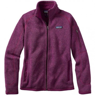 Patagonia Women's Better Sweater Fleece Jacket - Violet Red