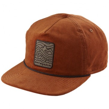 Patagonia Seazy Breezy Corduroy Hat - Saddle