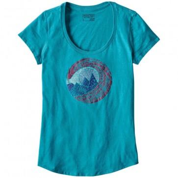 Patagonia Women's Window Racer T-Shirt - Epic Blue