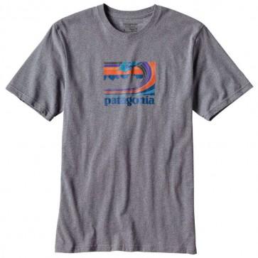 Patagonia Framed Fitz Roy Responsibili T-Shirt - Nickel