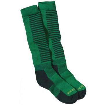 Patagonia Midweight Ski Socks - Tumble Green
