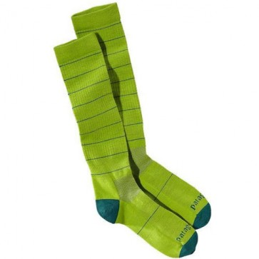 Patagonia Ultra Lightweight Snow Socks - Peppergrass Green