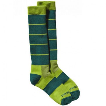 Patagonia Midweight Snow Socks - Peppergrass Green