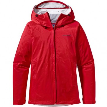 Patagonia Women's Torrentshell Jacket - French Red