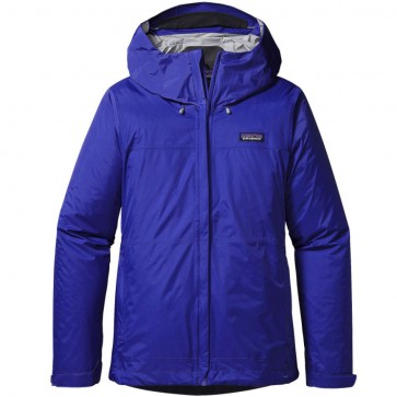 Patagonia Women's Torrentshell Jacket - Harvest Blue Moon