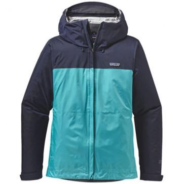 Patagonia Women's Torrentshell Jacket - Navy Blue/Epic Blue