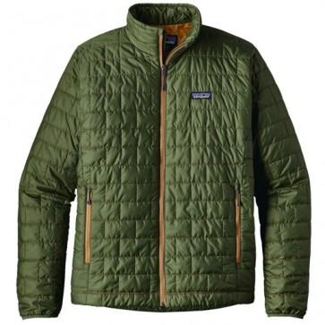 Patagonia Nano Puff Jacket - Buffalo Green