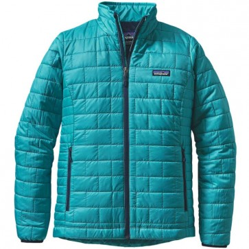 Patagonia Women's Nano Puff Jacket - Epic Blue