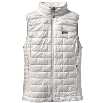 Patagonia Women's Nano Puff Vest - Birch White