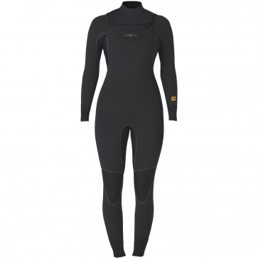 Patagonia Women's R3 Chest Zip Wetsuit - Black
