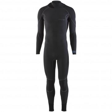 Patagonia R1 Yulex 3/2.5 Back Zip Wetsuit - Black
