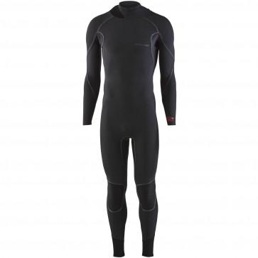 Patagonia R4 Yulex 5.5/4 Back Zip Wetsuit - Black