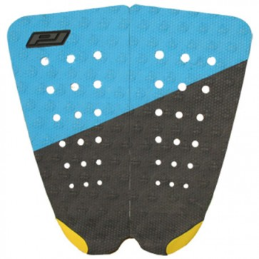 Pro-Lite Rocketship 2 Traction - Neon Blue/Grey