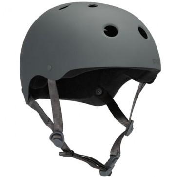 Pro-Tec Classic Skate Helmet - Rubber Grey