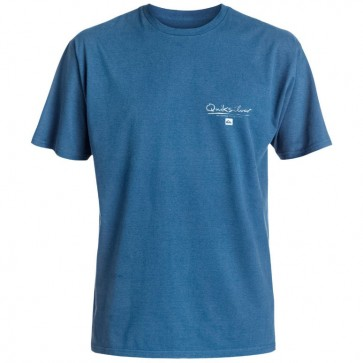 Quiksilver Jungle Barrel T-Shirt - Ensign Blue